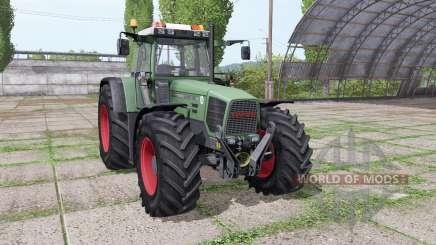 Fendt Favorit 824 Turboshift para Farming Simulator 2017