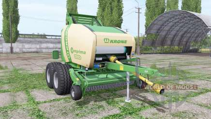 Krone Comprima F155 XC para Farming Simulator 2017