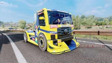 Volkswagen Constellation Formula Truck 2006 para Euro Truck Simulator 2
