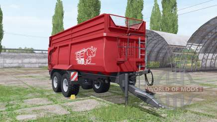 Krampe Big Body 790 para Farming Simulator 2017