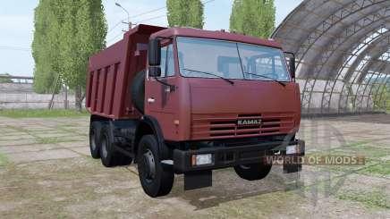 KAMAZ 65115 para Farming Simulator 2017