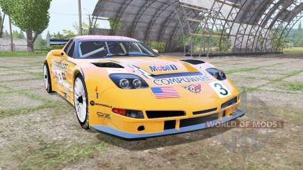 Chevrolet Corvette C5-R 2004 para Farming Simulator 2017