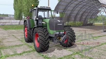 Fendt 916 Vario TMS para Farming Simulator 2017