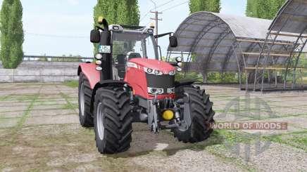 Massey Ferguson 6614 para Farming Simulator 2017