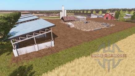 Mallydam Farm para Farming Simulator 2017