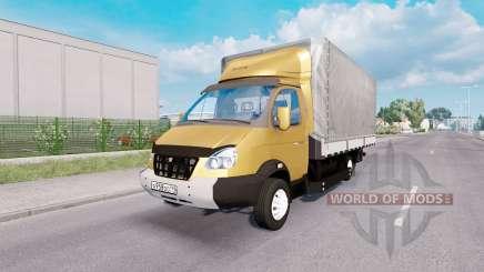 GAZ 3310 de 2004 Valday para Euro Truck Simulator 2
