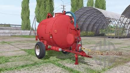 Meprozet PN 20 para Farming Simulator 2017
