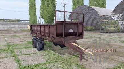 FILA 6 para Farming Simulator 2017