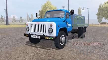 GAZ 53 Mantenimiento para Farming Simulator 2013