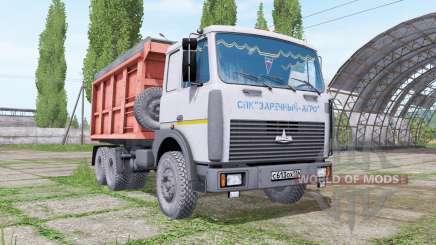 MAZ 5516 para Farming Simulator 2017