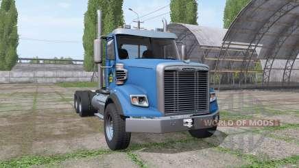 Freightliner Coronado SD 2009 para Farming Simulator 2017