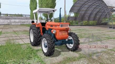 Fiat 420 DT para Farming Simulator 2017