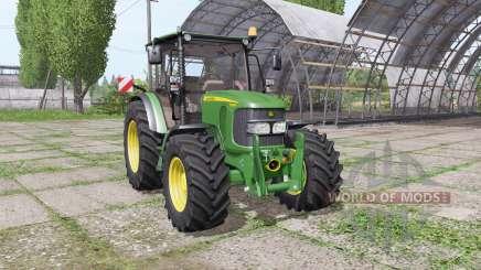 John Deere 5080M para Farming Simulator 2017