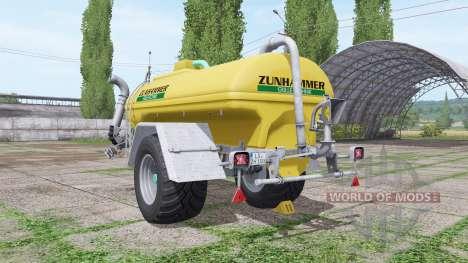 Zunhammer TS 10000 KE para Farming Simulator 2017