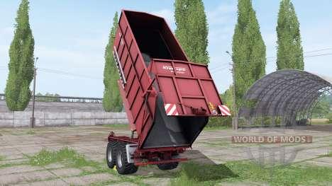 Krampe TWK 16 para Farming Simulator 2017