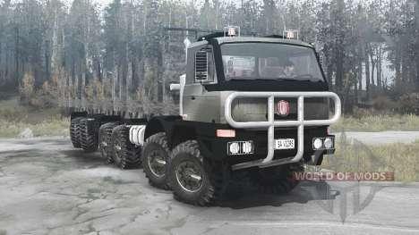 Tatra T815 TerrNo1 12x12 1998 para Spintires MudRunner