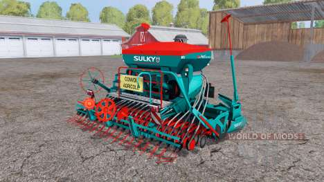 Sulky Xeos para Farming Simulator 2015