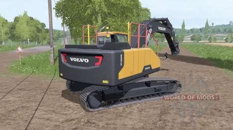 Volvo EC300E v2.0 by TMP para Farming Simulator 2017