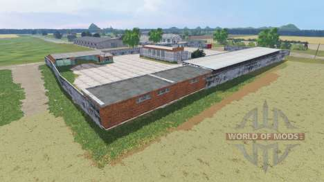 Hutorovka para Farming Simulator 2015