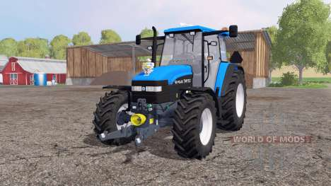 New Holland TM150 para Farming Simulator 2015