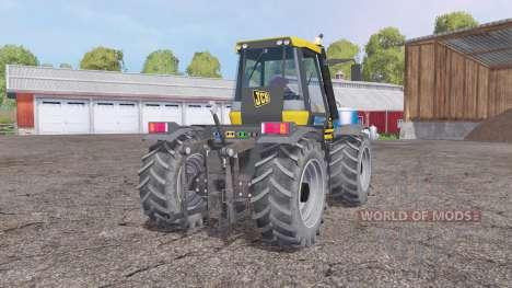 JCB Fastrac 2140 para Farming Simulator 2015