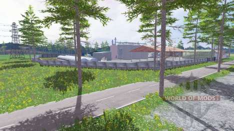 Zachodniopomorskie para Farming Simulator 2015