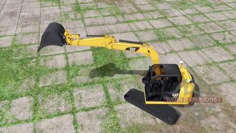 Caterpillar 307E2 para Farming Simulator 2017