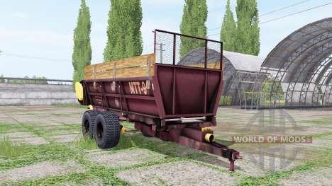MTT 9 para Farming Simulator 2017