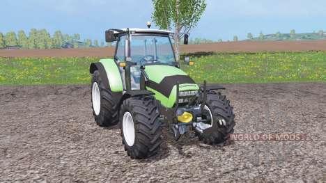 Deutz-Fahr Agrotron K 420 para Farming Simulator 2015