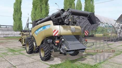 New Holland CR10.90 many extras para Farming Simulator 2017