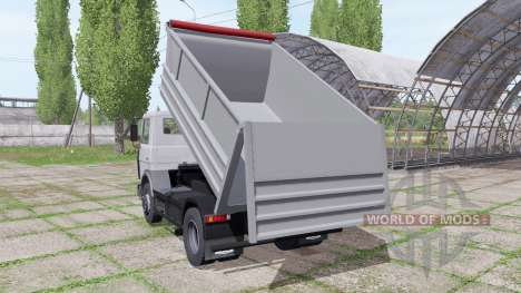 MAZ 5551А2-323 para Farming Simulator 2017