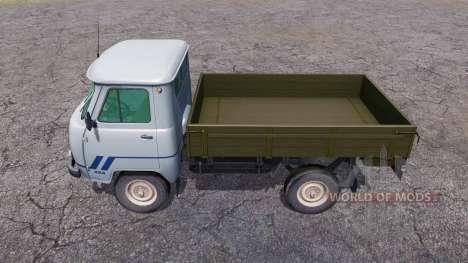 UAZ 33036 para Farming Simulator 2013