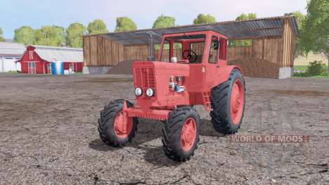 MTZ 52 para Farming Simulator 2015