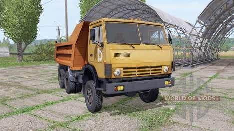 KamAZ 55111 1989 para Farming Simulator 2017