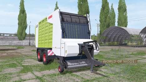 CLAAS Cargos 9400 v2.0 para Farming Simulator 2017