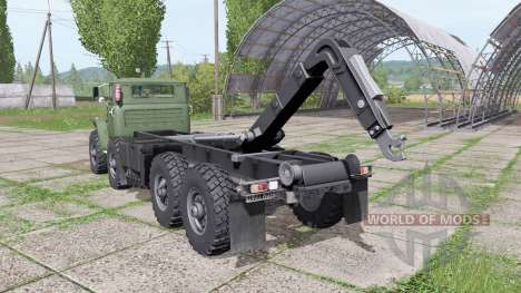 Ural 6614 para Farming Simulator 2017
