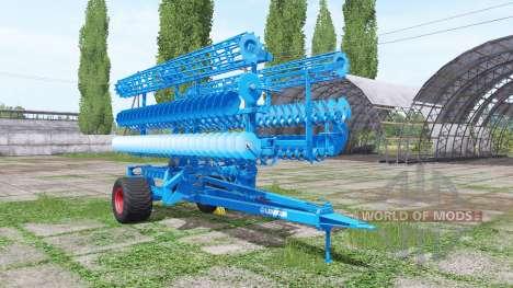 LEMKEN Heliodor 9 Gigant 10-1200 para Farming Simulator 2017