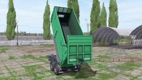 Reisch RTWK-200 para Farming Simulator 2017