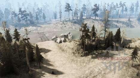 Logging 01 para Spintires MudRunner
