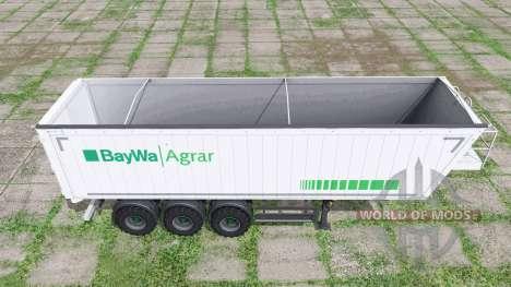 Fliegl DHKA BayWa Agrar para Farming Simulator 2017