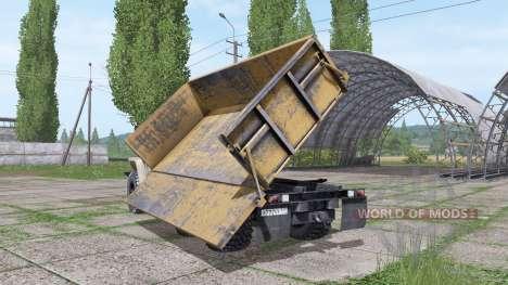 Ural 5557 para Farming Simulator 2017