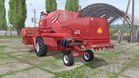 Bizon Rekord Z058 para Farming Simulator 2017