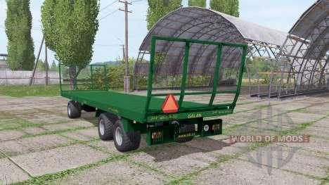 ZDT PV15 Galan para Farming Simulator 2017