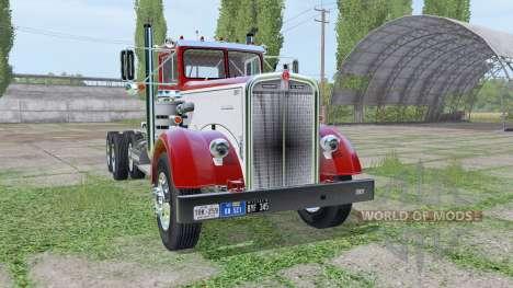 Kenworth 523 1953 para Farming Simulator 2017