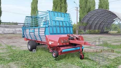 Mengele Garant 435 para Farming Simulator 2017