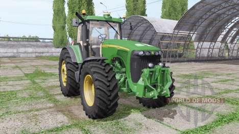 John Deere 8520 para Farming Simulator 2017