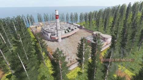 Isla rusa para Farming Simulator 2017