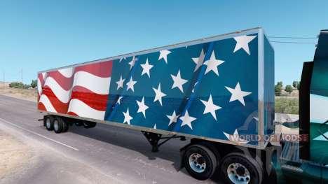USA Trailer para American Truck Simulator