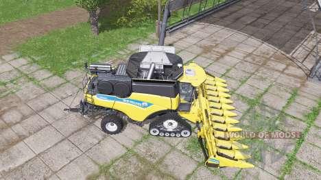 New Holland CR10.90 RowTrac pack fix para Farming Simulator 2017