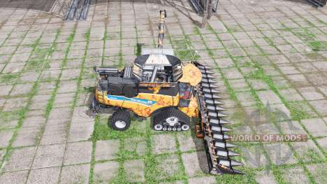 New Holland CR10.90 para Farming Simulator 2017
